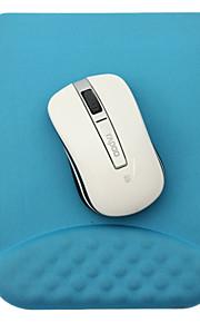 25 * 15 * 0,5 cm silikone massage musemåtte til desktop / laptop / computer