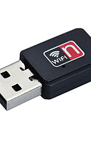 inalámbrico USB 2.0 mini receptor wifi