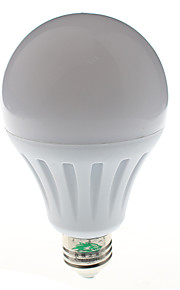 12W E26/E27 LED-globepærer A60(A19) 24 SMD 5730 950 lumens lm Varm hvit / Naturlig hvit Dekorativ AC 85-265 V 1 stk.