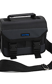 ismartdigi i103 Black Camera Bag for All DSLR and Mini DSLR DV Nikon Canon Sony Olympus