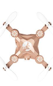 Drone FQ777 4CH 6 Eixos 2.4G Quadcópero com CR Retorno Com 1 Botão Modo Espelho Inteligente Vôo Invertido 360° Upside-Down VôoQuadcóptero