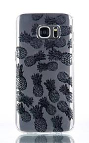 caso ananas modello TPU materiale di telefono per Galaxy S4 / s4mini / S6 / S6 bordo / bordo S6 plus / S7 / bordo s7