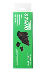 Parstot ja laturit-Alkuperäinen tehdasvalmistaja-014-USB-Ladattava-Xbox One-Xbox One-PVC / Muovi