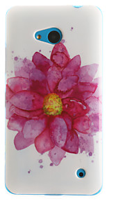 백 IMD Other TPU 소프트 TPU+IMD Soft Case 케이스 커버를 들어 Nokia Nokia Lumia 530 / Nokia Lumia 630 / Nokia Lumia 640