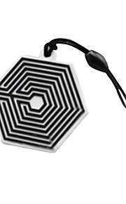 exo överdos logotyp telefon damm kontakten