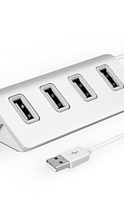 4 USB-Ports Multi-Ports Other Hauptaufladeeinheits mit Kabel Für iPad / Für Mobiltelefon / Für andere Pad / For iPhone All-in-one(5V ,