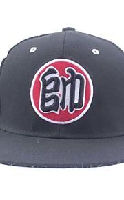 Bonnet Unisexe Résistance aux UV / Respirable Head Baseball / Sport de détente Noir Toile Printemps / Eté / Automne / Hiver