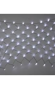 2 M 100 Diodo LED Blanco cálido / RGB / Rojo / Azul / Verde Color variable 3 W Cuerdas de Luces DC4.5 V