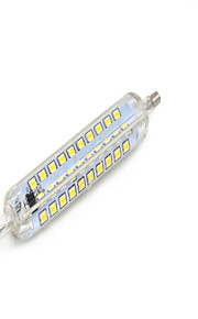 1 pcs Dimming R7S 118MM 12W 80*3528SMD 680 LM 360° Warm White  Decorative Corn Bulbs AC 220-240 V