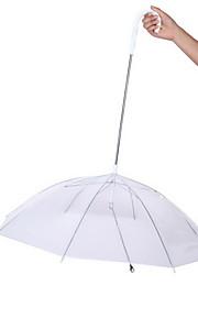 собака / кошка зонтик с поводка