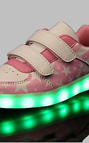 Zapatillas de deporte(Rosa / Rojo / Azul Marino) -Confort-PU