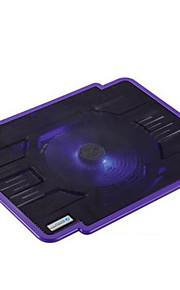 cmpick hielo 1 14 pulgadas ventiladores de enfriamiento del ordenador portátil de 15,6 pulgadas