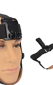 KingMa Light Weight Head Belt Strap for GoPro Hero 4 3+ 3 2 1