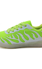 Zapatos de mujer-Tacón Plano-Confort / Punta Redonda / Bailarinas-Bailarinas-Exterior / Casual / Deporte-PU-Negro / Azul