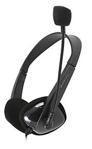 SENICC ST-401 해드폰 (헤드밴드)For미디어 플레이어/태블릿 / 모바일폰 / 컴퓨터With마이크 포함 / DJ / 볼륨 조절 / 게임 / 소음제거