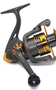 Spinning Reels 5.2/1 8 Ball Bearings Exchangable Bait Casting / General Fishing-BE3000 Diaolangwang
