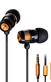Producto neutro DT-202 Auriculares (Intrauriculares)ForTeléfono MóvilWithControl de volumen