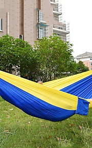 / Quick Dry / Well-ventilated Nylon One Room Hammock Dark Green / Light Green / Dark Blue / Orange / Royal Blue