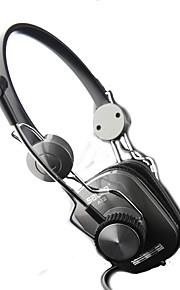 SALAR A12 Kopfhörer (Kopfband)ForMedia Player/Tablet PC / Handy / ComputerWithMit Mikrofon / DJ / Lautstärkeregler / Rauschunterdrückung
