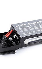 Bateria Udi Others U818S RC Quadrotor Preto / Branco PVC