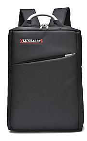 15inch laptop tas rugzak voor het bedrijfsleven / student / reizen zwart / grijs / rood