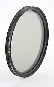 orsda® nd2-400 72mm justerbar belagt (16 lag) fmc filter