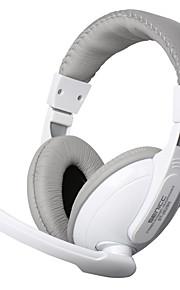 Sennic ST-2628N 해드폰 (헤드밴드)For미디어 플레이어/태블릿 / 모바일폰 / 컴퓨터With마이크 포함 / DJ / 볼륨 조절 / 게임 / 소음제거