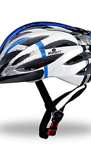 Hjälm(Vit / Röd / Blå,PC / eps) -Berg / Väg / Sport) - tillCykling / Bergscykling / Vägcykling / Rekreation Cykling-Dam / Herr / Unisex 18