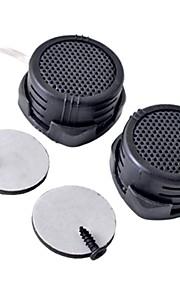 2 super power luide audio dome tweeter speaker voor in de auto