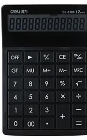 1PC Solar Calculator Computer Keyboard Buttons