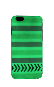 Aztec Pattern Glow in the Dark Case Luminous Case for iPhone 6/6s/6 Plus/6s Plus