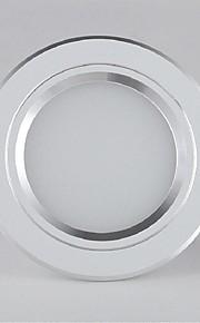 85-265V levou 3w 330-360lm 2700-6500k quente luz branca para baixo branco frio