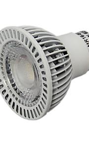 10 GU10 LED-spotpærer MR16 1 COB 850 lm Varm hvit / Kjølig hvit Dekorativ AC 100-240 V 1 stk.