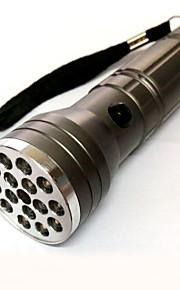 LED Lommelygter LED / Laser 3 Tilstand 100 Lumens Nødsituation / Super Let LED AAA Camping/Vandring/Grotte Udforskning / Dagligdags Brug-