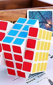 Legetøj / Magiske terninger 4*4*4 / Magic Toy Glat Speed Cube Magic Cube puslespil Regnbue Plastik