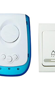 Wireless Remote Doorbell Household AC Electronic Remote Pager Elderly