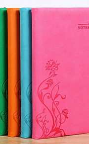 South Korea Stationery And Soft Leather Notebook 50K