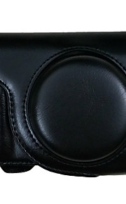 G9X 油皮相机包 Camera Case For Canon G9X Camera Camera(Black/Brown/Coffee)