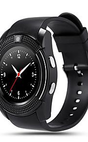 l'orologio della frequenza cardiaca intelligente nuova carta v8