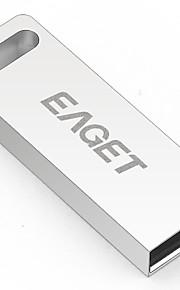 EAGET U60 16G 16GB USB 3.0 Vannresistent / Kryptert / Inntrekkbar / Støtsikker / Kompaktstørrelse
