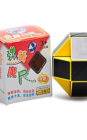 Legetøj / Magiske terninger MegaMinx / Magic Toy Glat Speed Cube Magic Cube puslespil Regnbue Plastik