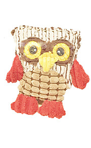 The libs-elite small dogs voice cut a stuffed owl dedicated molar cats and dogs