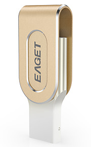 EAGET I80-32G 32GB USB 3.0 עמיד למים / עמיד לזעזועים / גודל קומפקטי