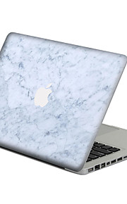 Blue and White Porcelain Marble Scratch Proof PVC Sticker For MacBook Air 11 13/Pro13 15/Pro with Retina13 15/MacBook 12