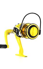 Spinne-hjul 5.2/1 8.0 Kulelager Byttbar Spinne / Lokke Fiske-FG1000-5000 ACME