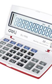 1PC   Language Folding Calculator Mini  Big Screen