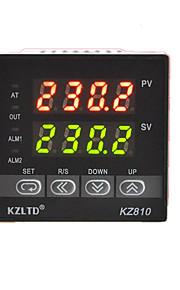 digitala elektroniska mätare temperatur (mätområde: 0 ~ 55 ℃)