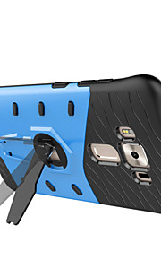 Achterkant Stootvast / met Tribune Schild PC Hard Geval voor Huawei Huawei P8 Lite / Huawei Honor 5C