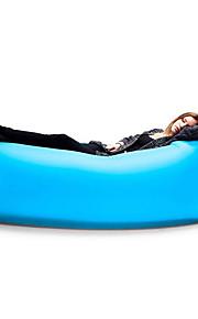 Fast Inflatable Sofa Bed Sofa Creative Outdoor Sleeping Bags Beach