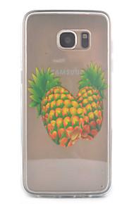 כיסוי אחורי Bisque פירות אקרילי קשיח Case כיסוי Samsung Galaxy S7 edge / S7 / S6 edge / S6 / S5